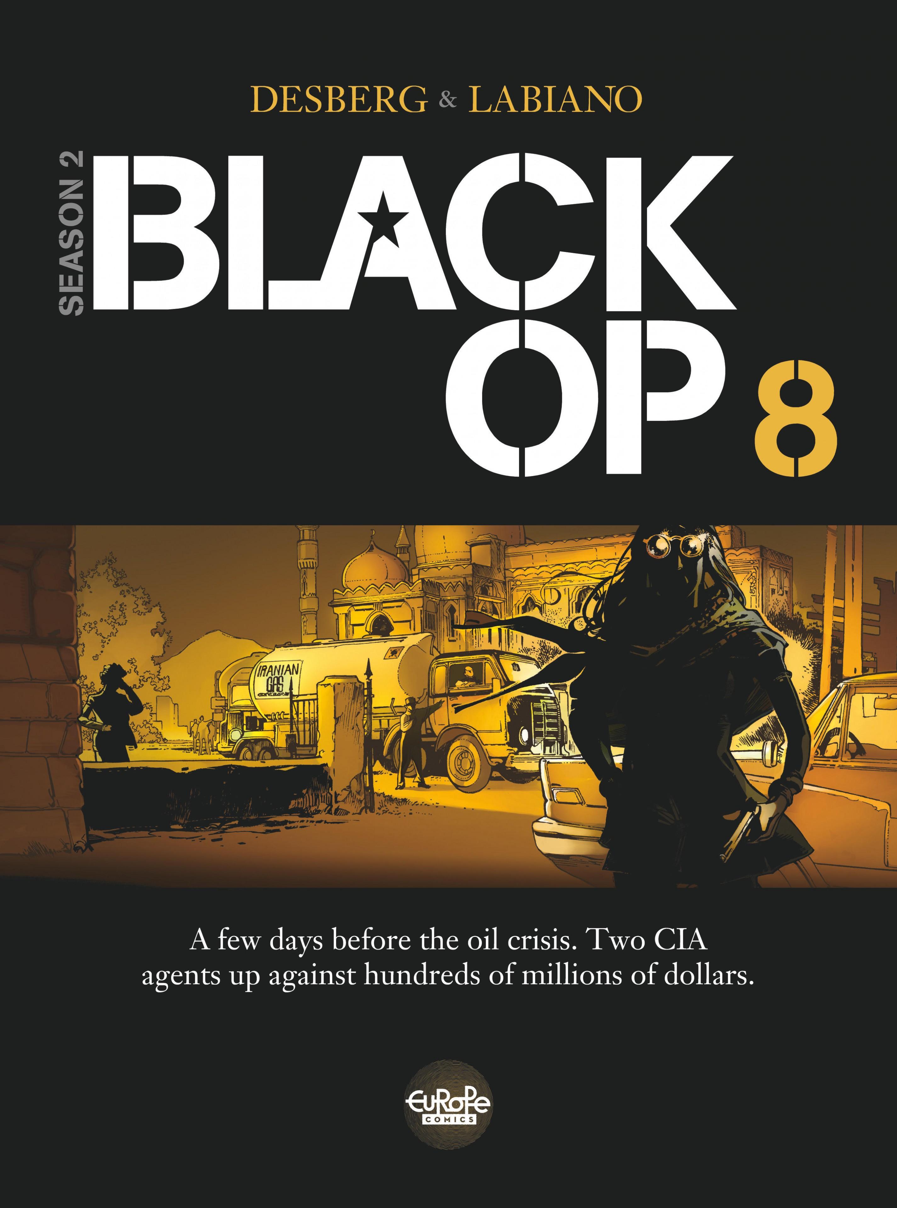 Black Op - season 2 - Volume 8