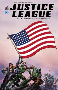 Justice League - Volume 4 -...