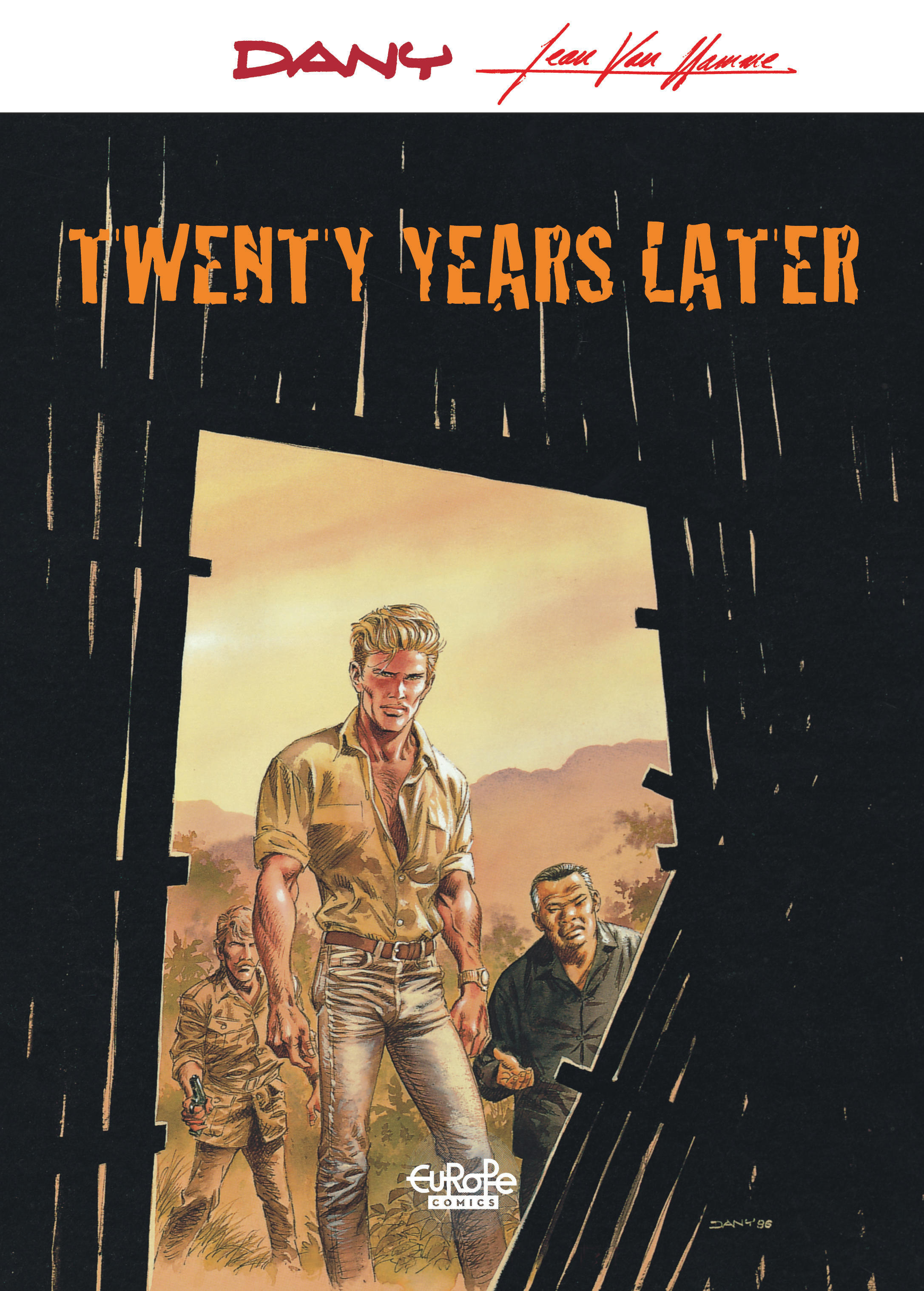 Story Without a Hero Twenty...