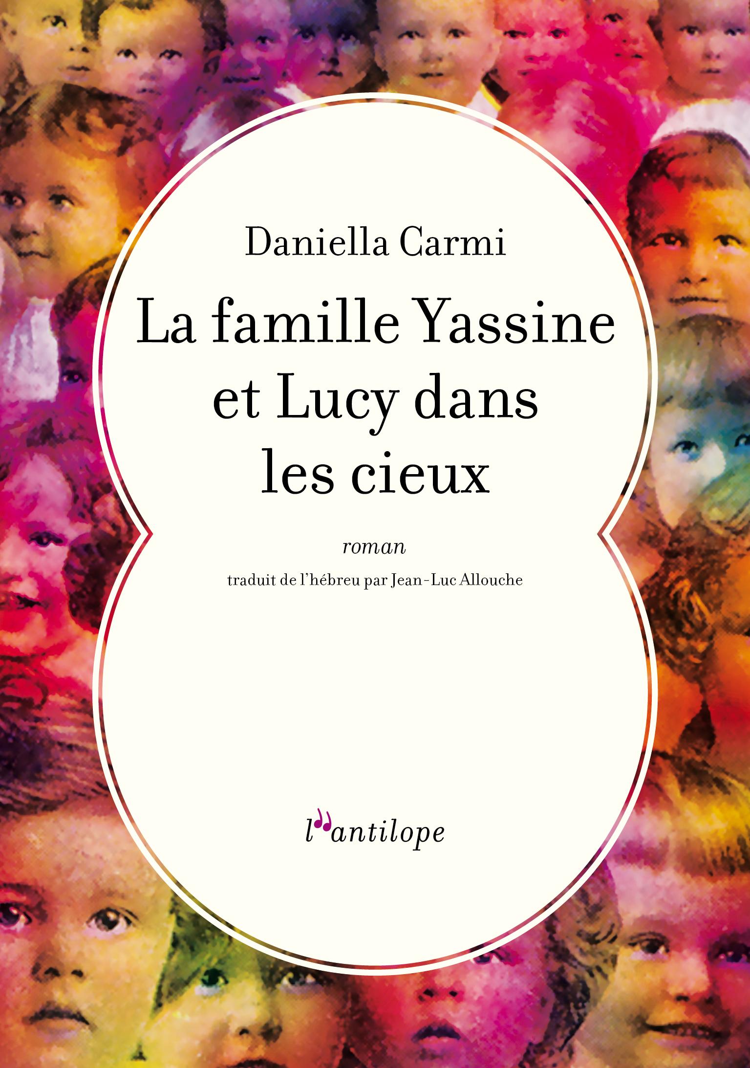 La famille Yassine et Lucy ...