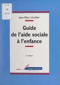 Guide de l'aide sociale à l...