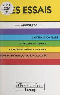 Essais, Montaigne