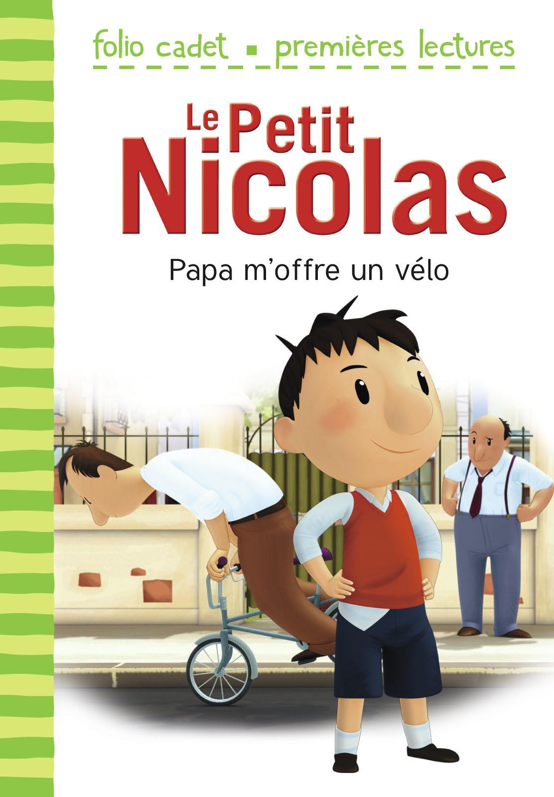 Le Petit Nicolas (Tome 4) - Papa m'offre un vélo