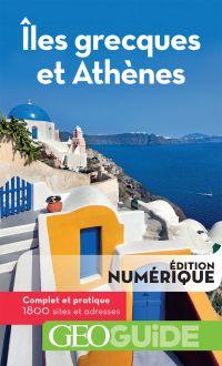 Image de couverture (GEOguide Iles grecques et Athènes)