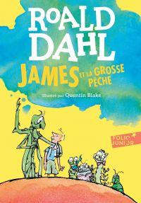 James et la grosse pêche | Dahl, Roald. Auteur