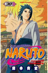 Naruto - Tome 38