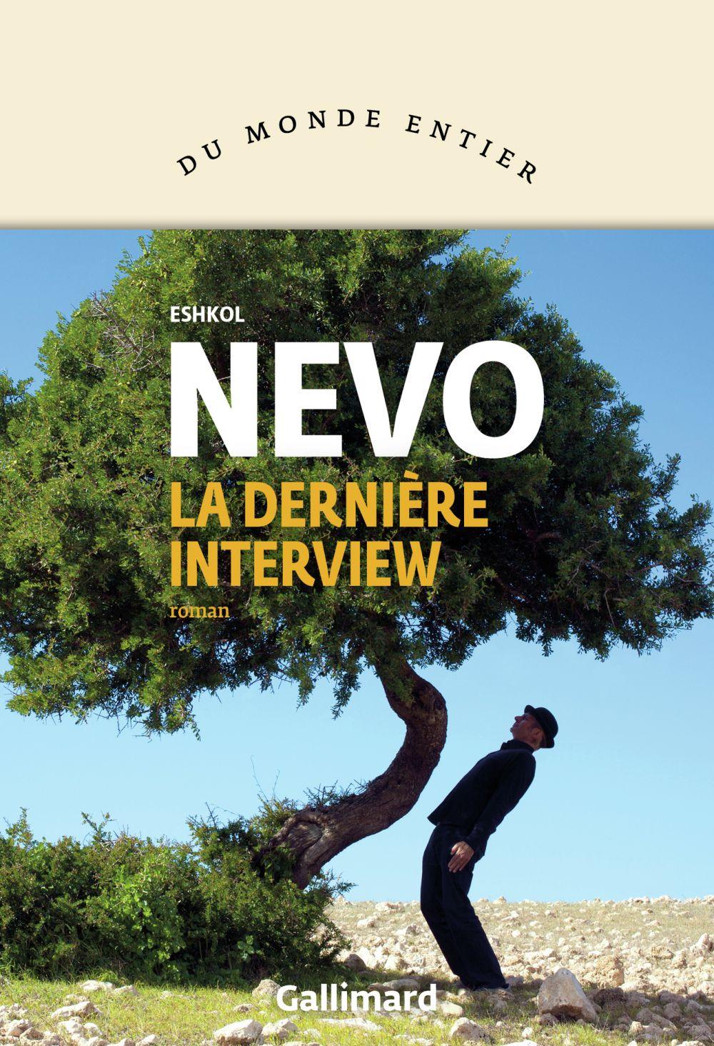 La dernière interview | Nevo, Eshkol. Auteur