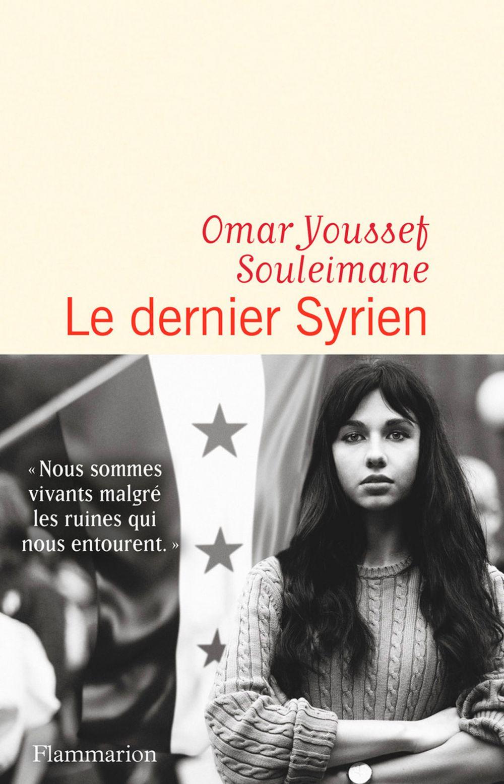 Le dernier Syrien | Souleimane, Omar Youssef. Auteur