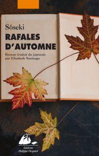 Rafales d'automne | Natsume, Sôseki (1867-1916). Auteur