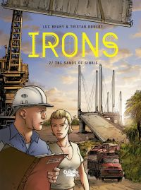 Irons - Tome 2 - The Sands ...