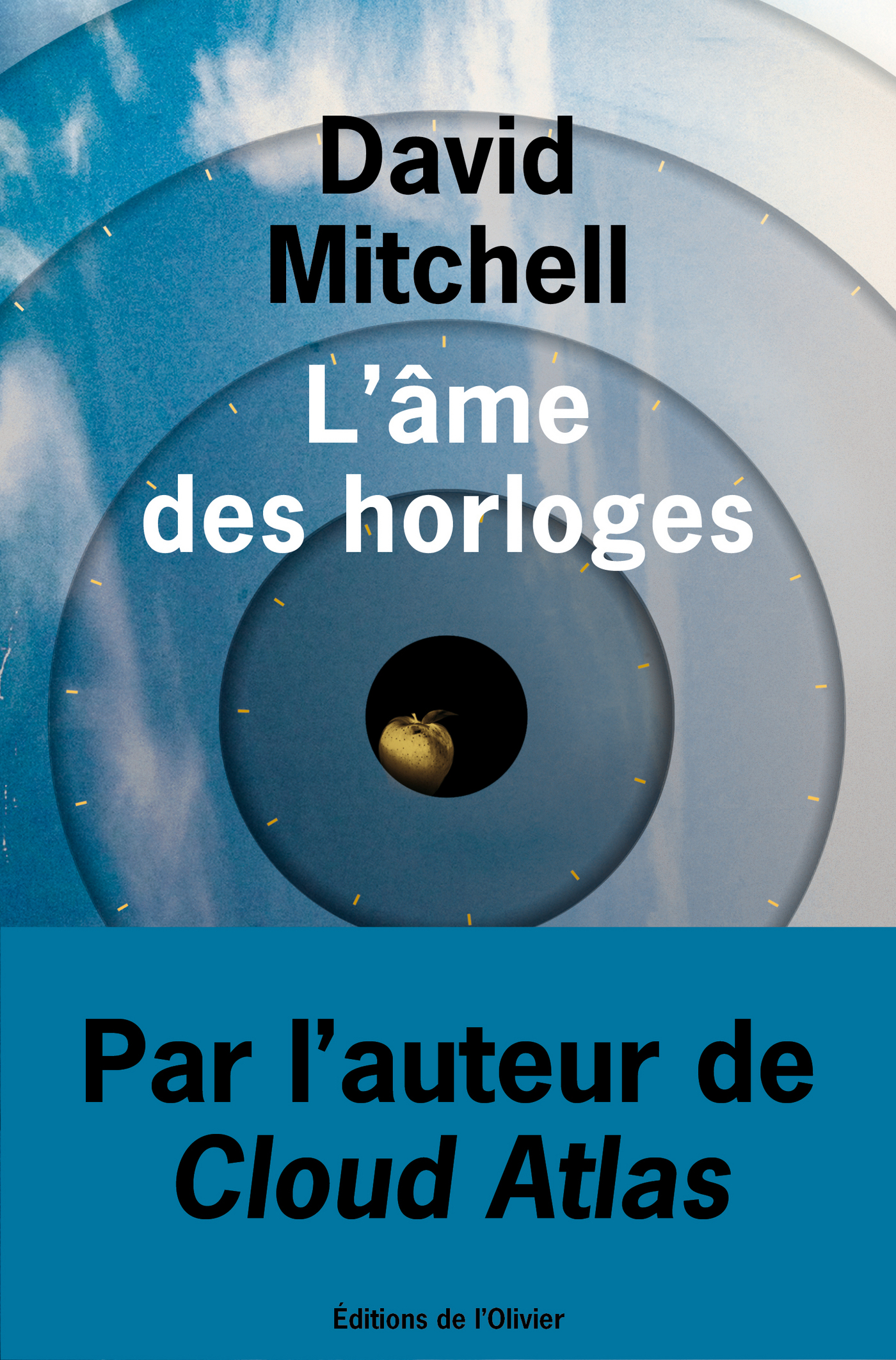 L'Ame des horloges | Mitchell, David