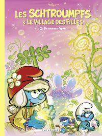 Les Schtroumpfs et le village des filles - tome 4 - Un nouveau départ | Parthoens, . Auteur