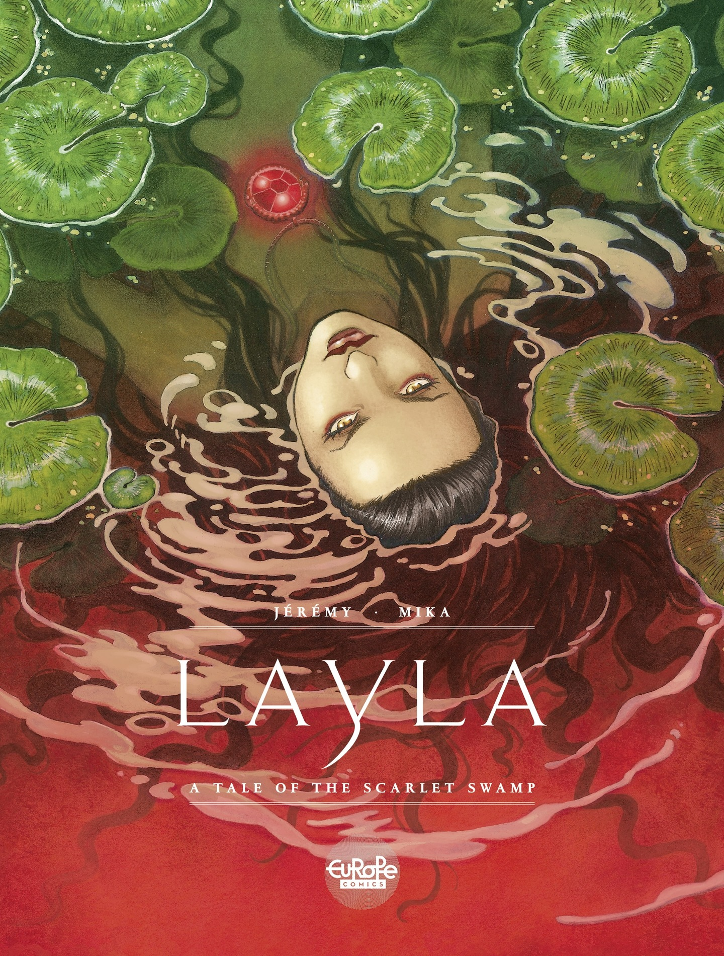 Layla -  A Tale of the Scar...