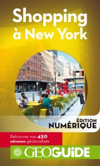 Image de couverture (GEOguide Shopping à New York)