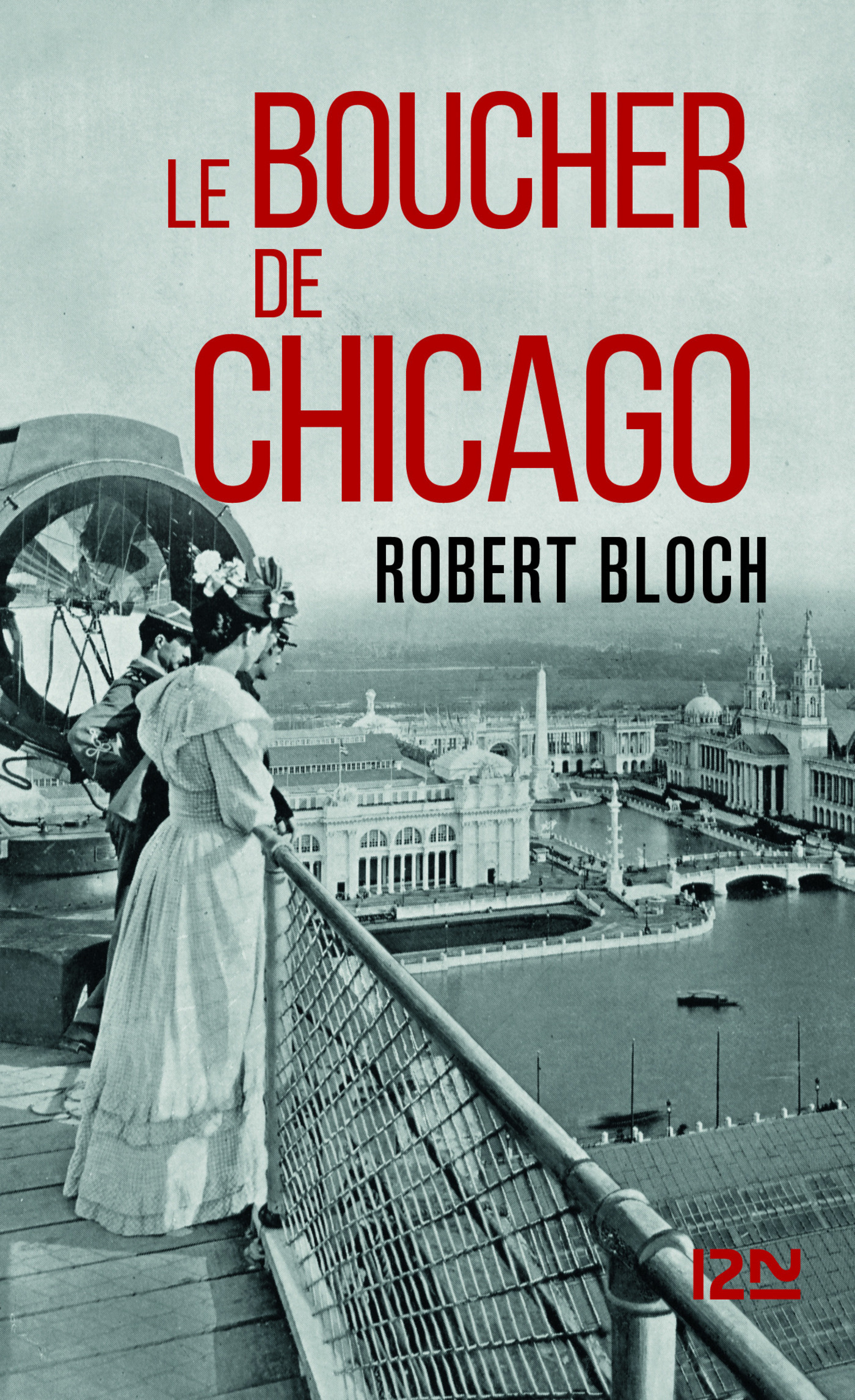 Le Boucher de Chicago | BLOCH, Robert