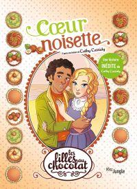 Image de couverture (Les filles au chocolat - Tome 11 - Coeur Noisette)