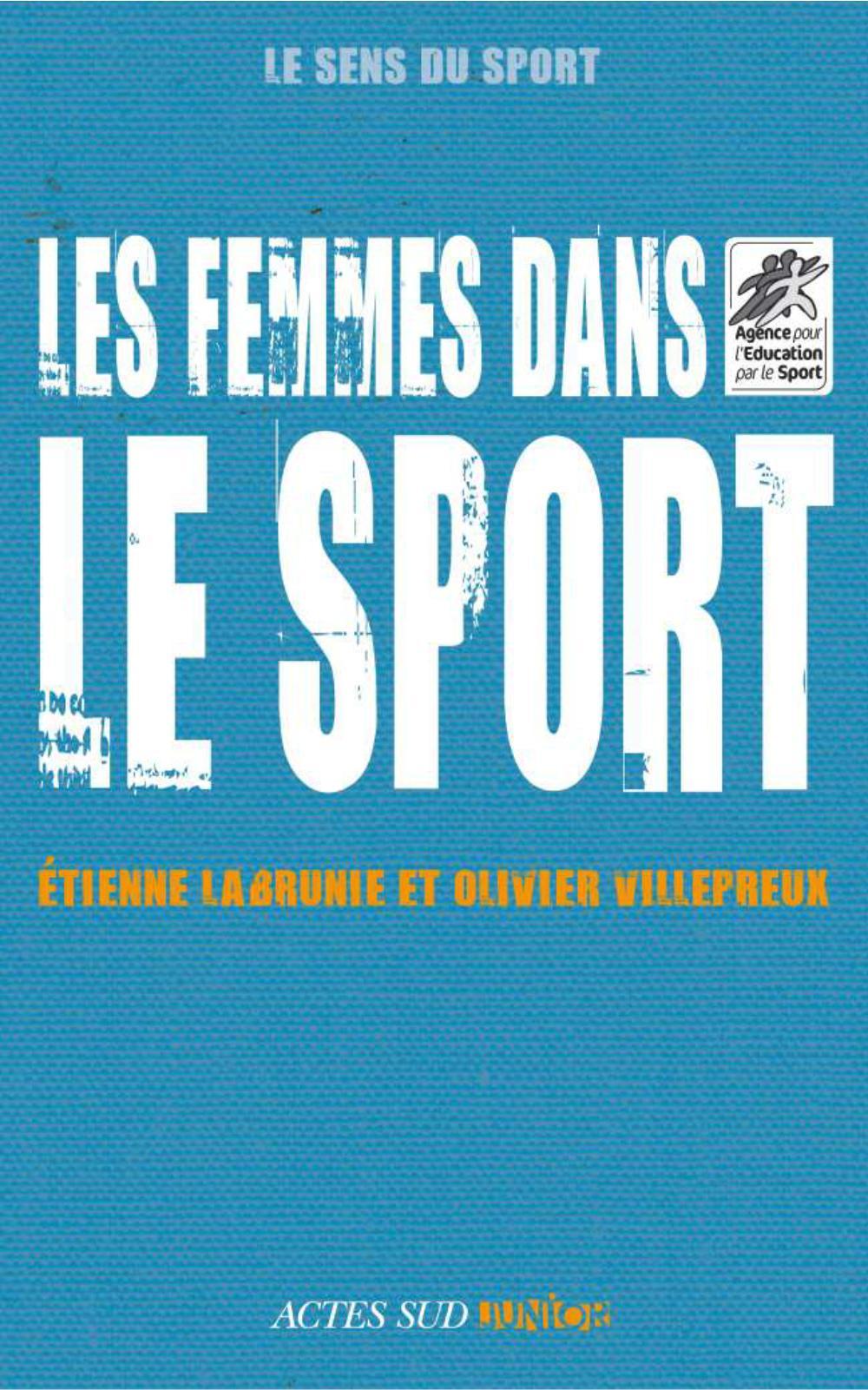 Les femmes dans le sport   Labrunie, Etienne