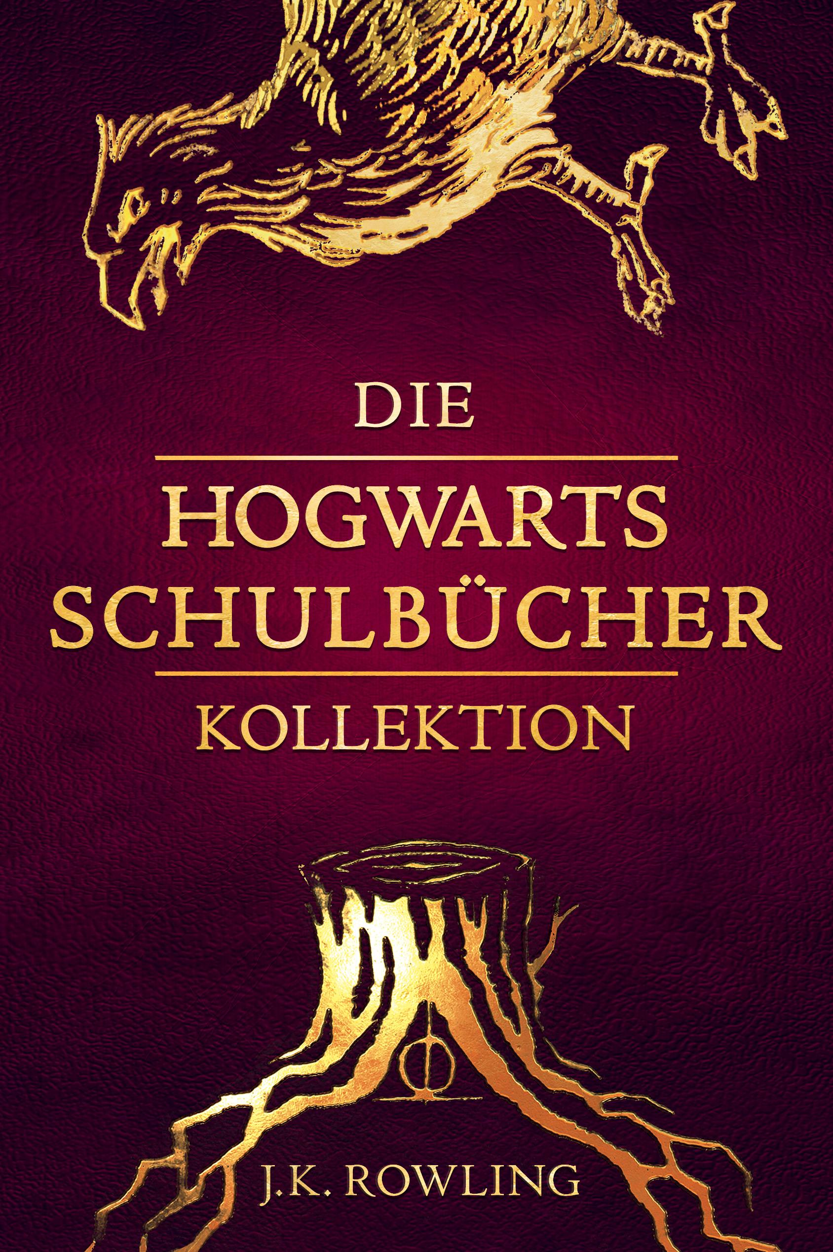 Die Hogwarts Schulbücher Ko...