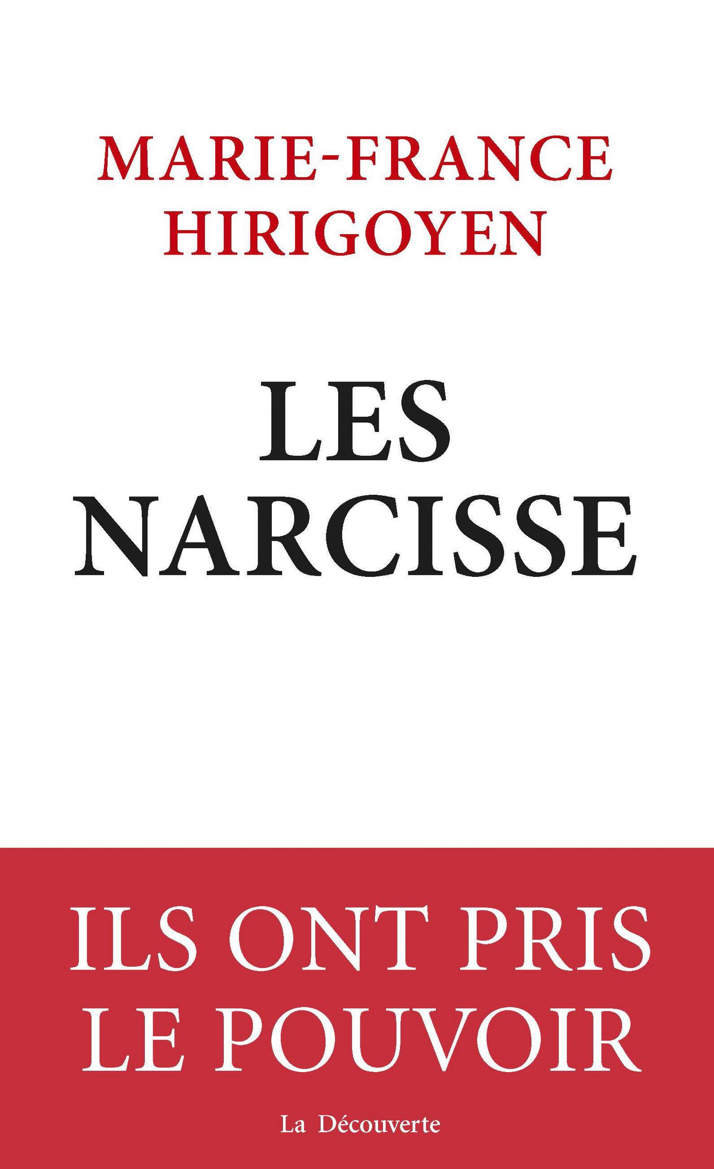 Les Narcisse | HIRIGOYEN, Marie-France