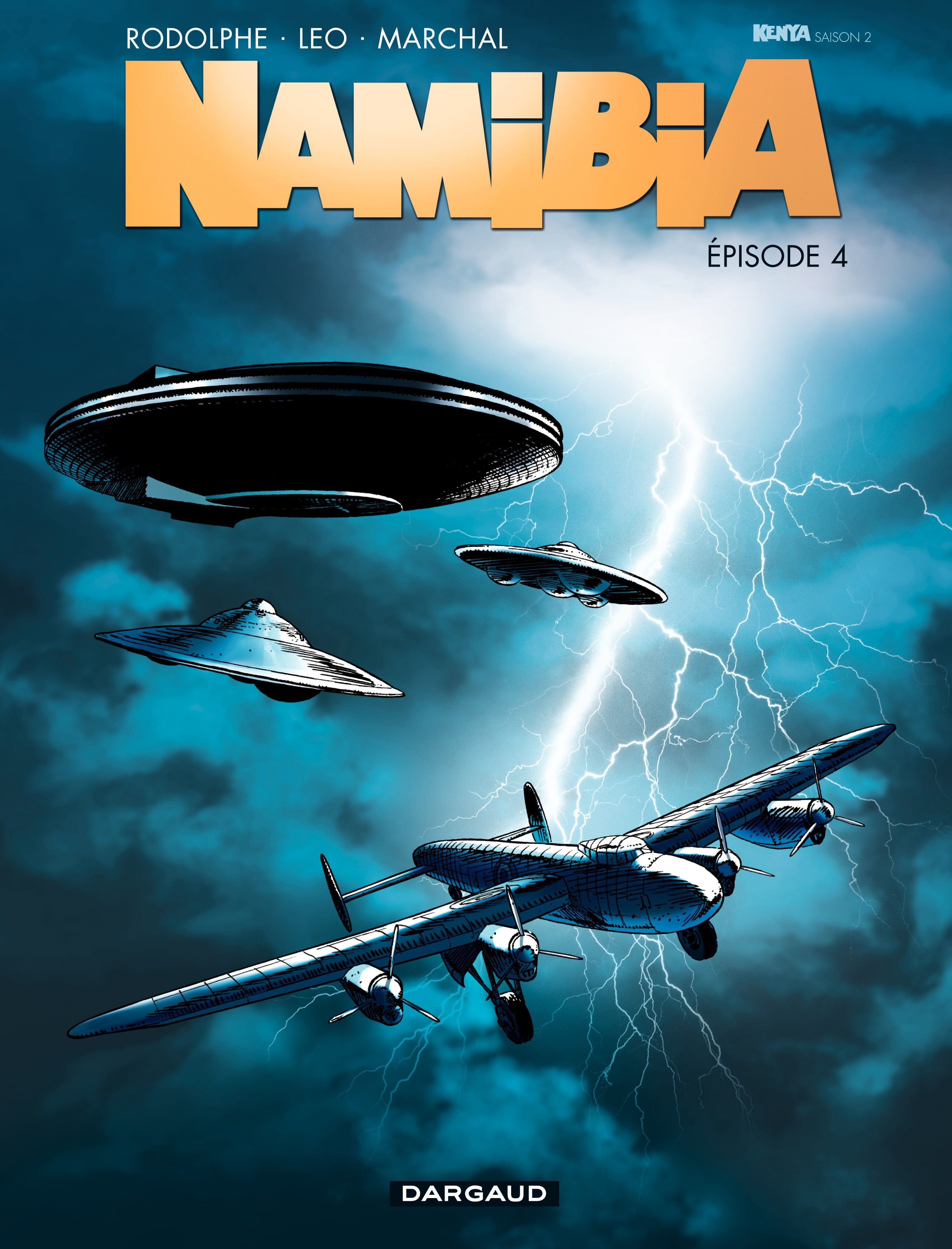 Namibia – tome 4