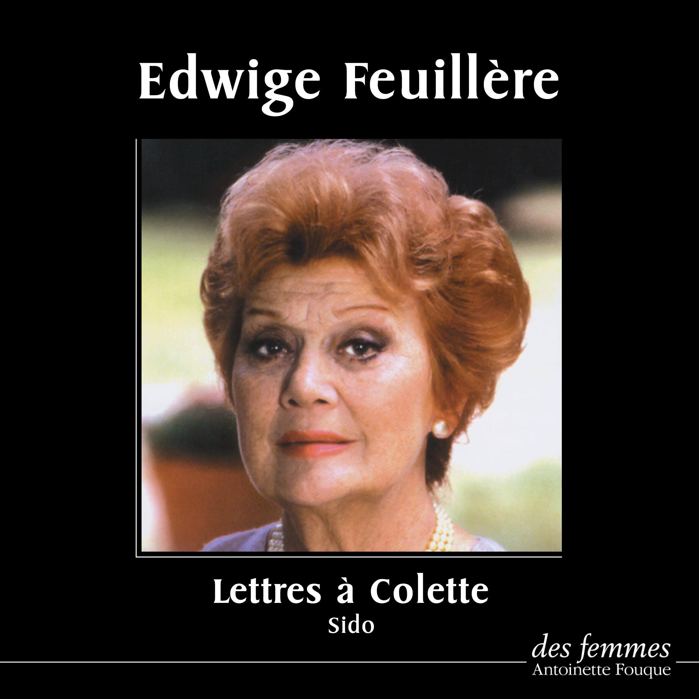 Lettres à Colette