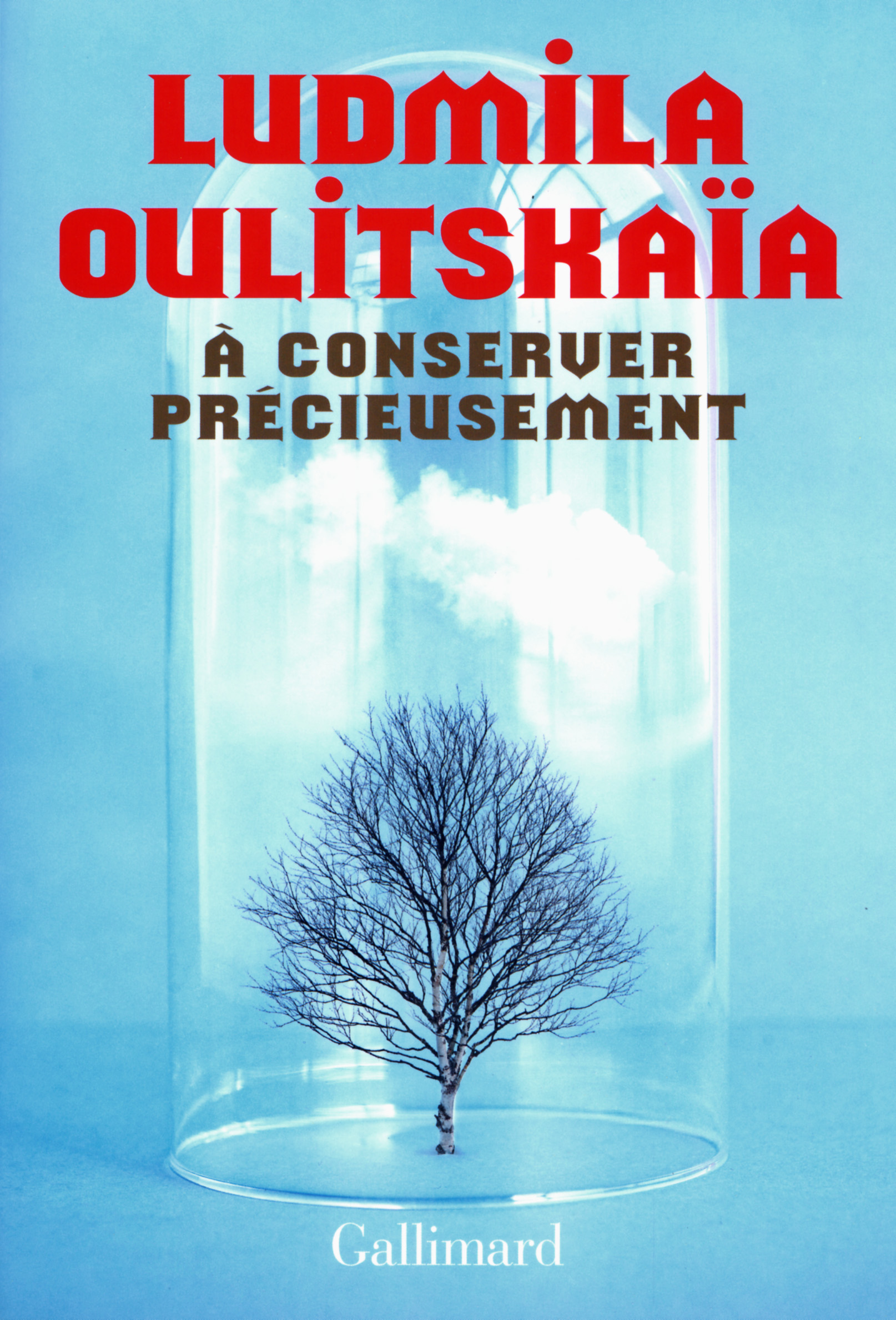 À conserver précieusement | Oulitskaïa, Ludmila