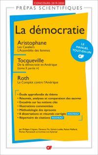 La démocratie - Prépas scie...