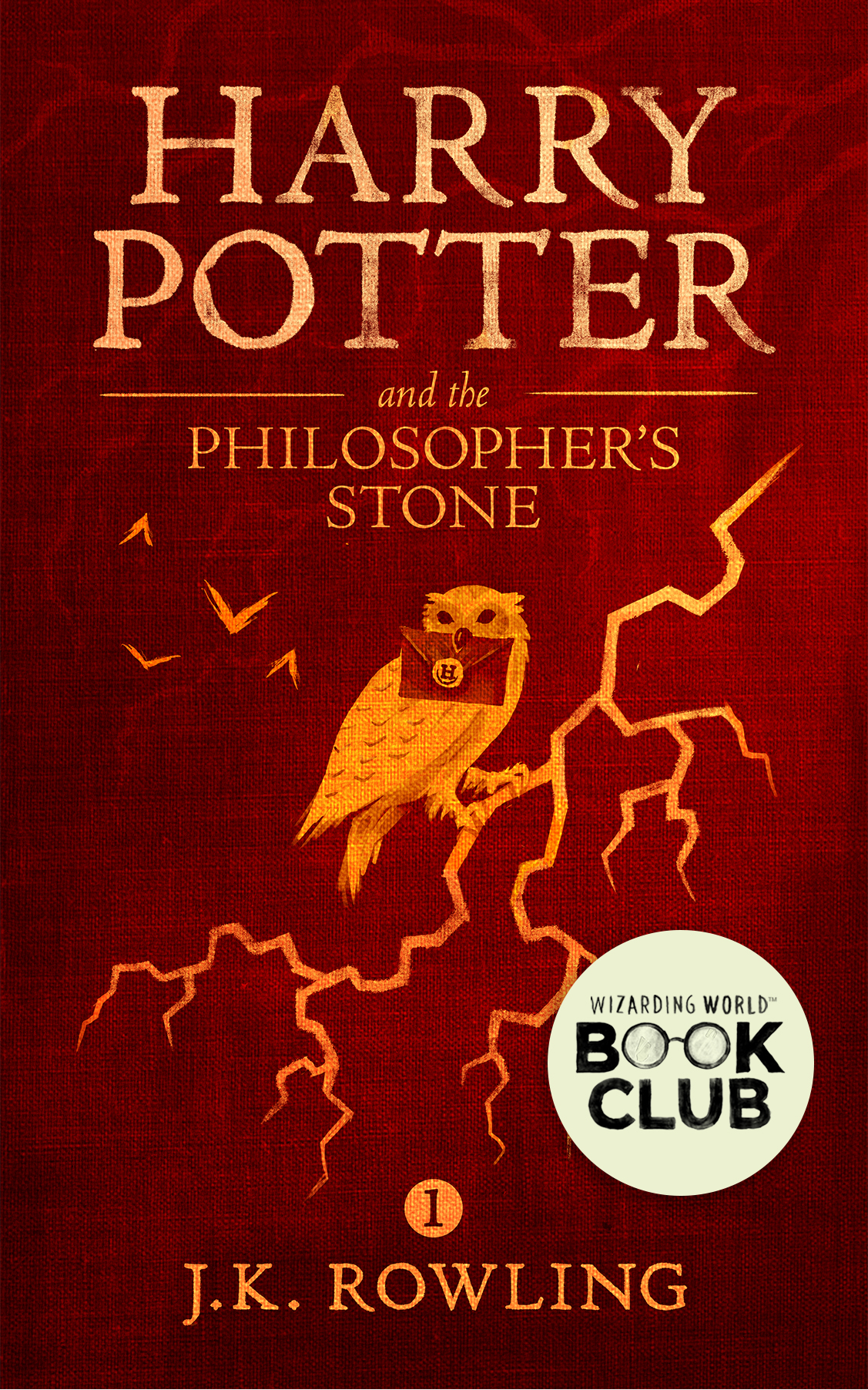 Harry Potter and the Philosopher's Stone | Rowling, J.K.