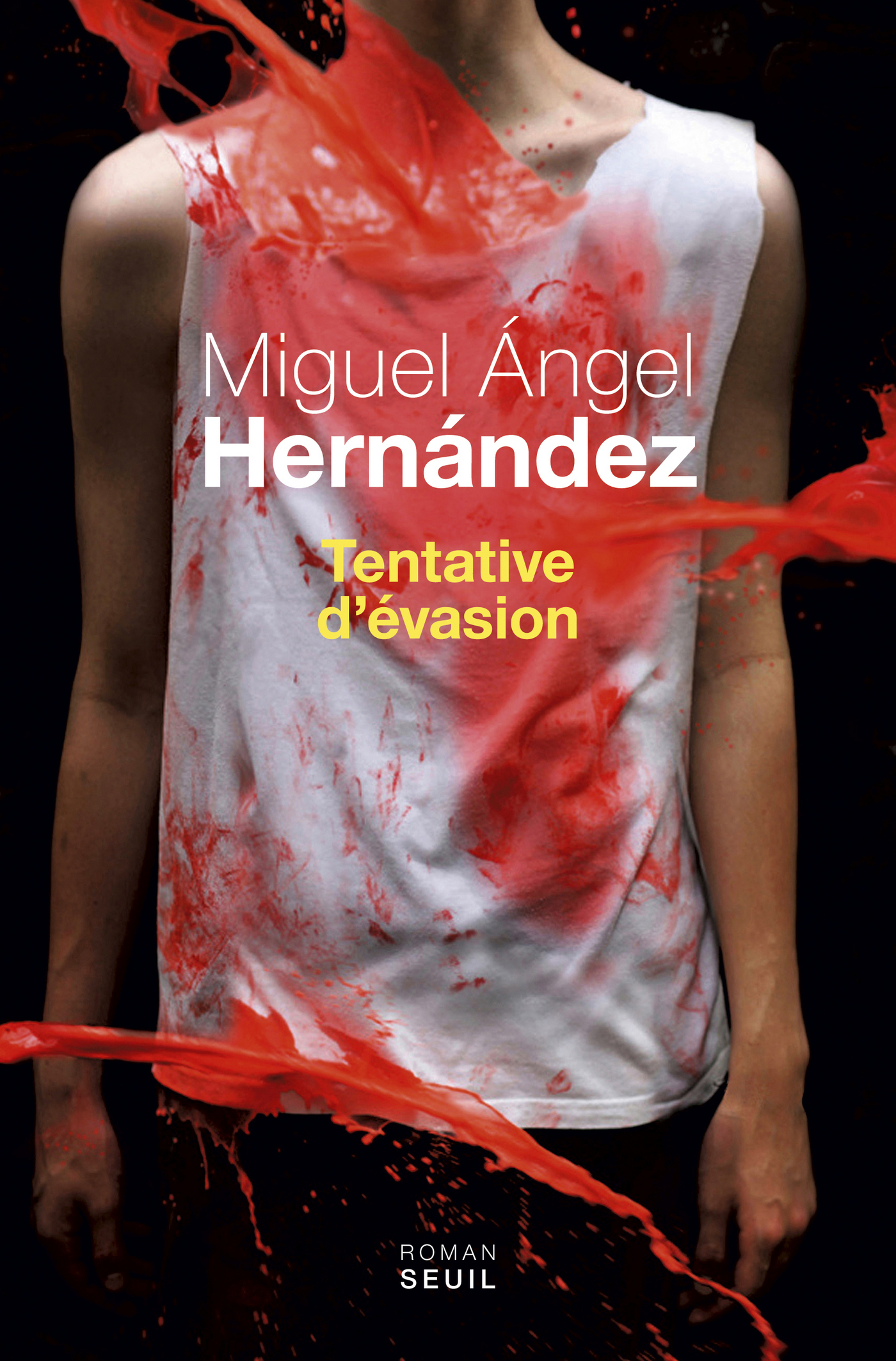 Tentative d'évasion | Hernández, Miguel Ángel