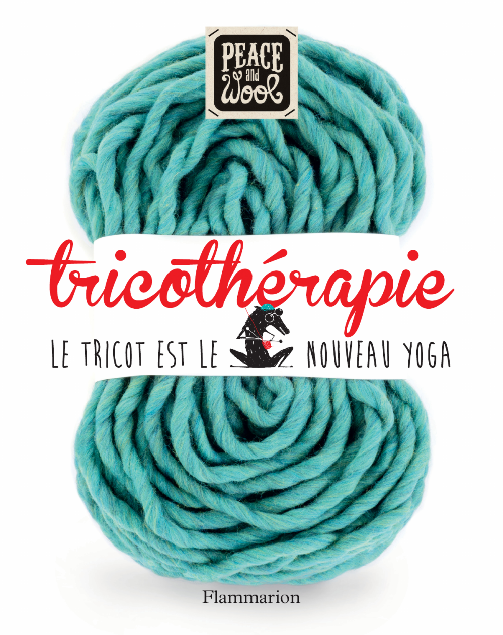 Tricothérapie | Peace and Wool, . Auteur