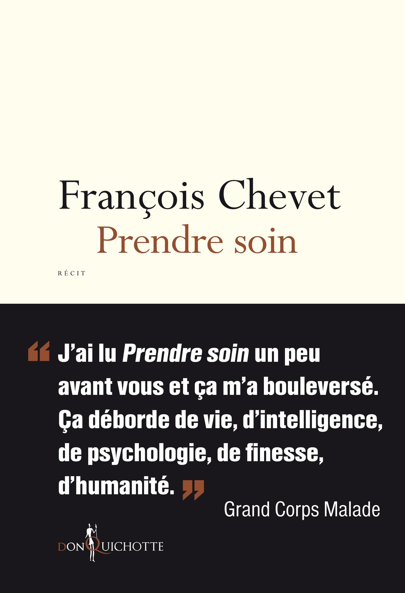 Prendre soin | Chevet, Francois