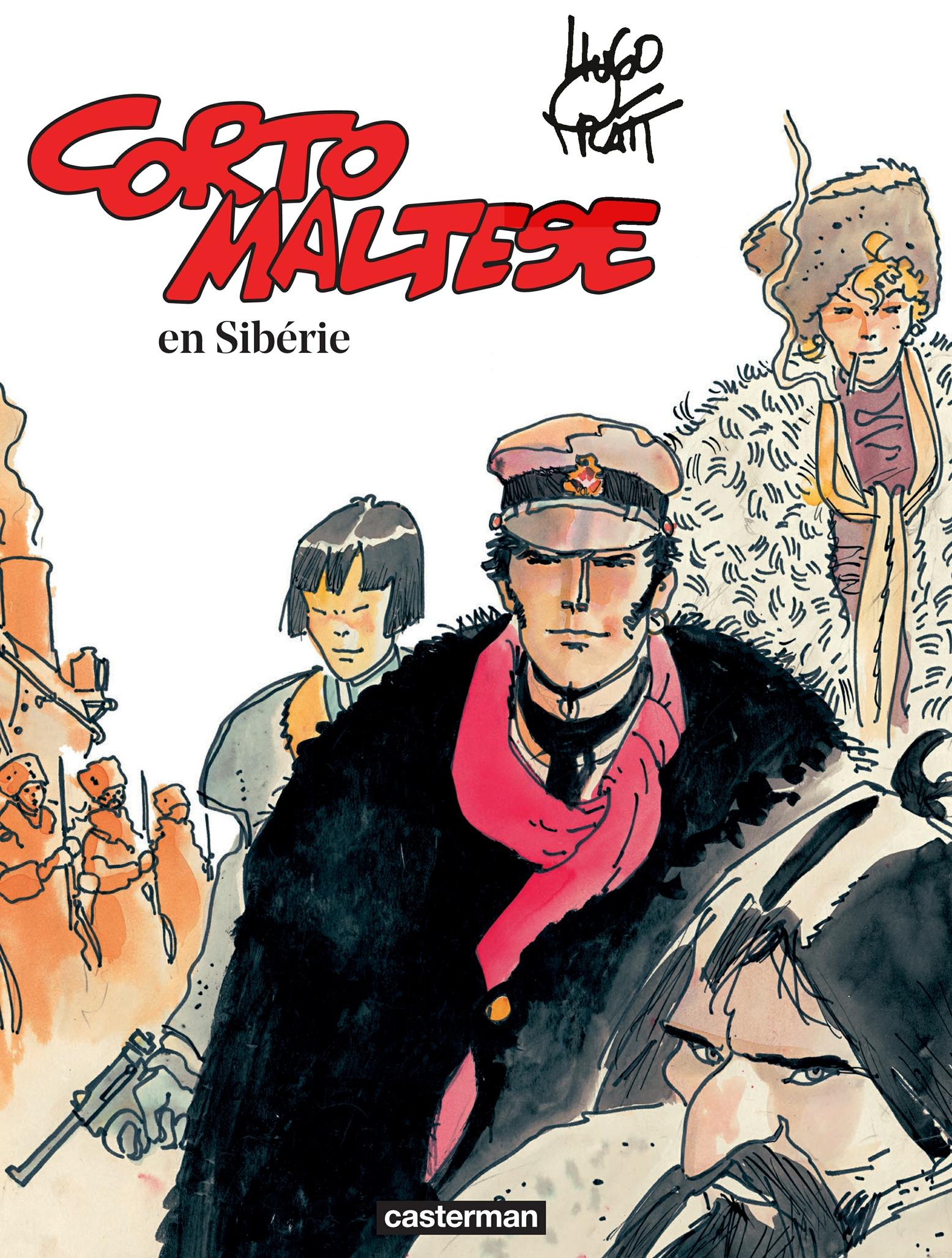 Corto Maltese (Tome 6) - En Sibérie | Pratt, Hugo