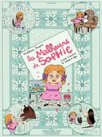 Les Malheurs de Sophie. D'après l'œuvre de la Comtesse de Ségur | Sapin, Mathieu (1974-....). Illustrateur