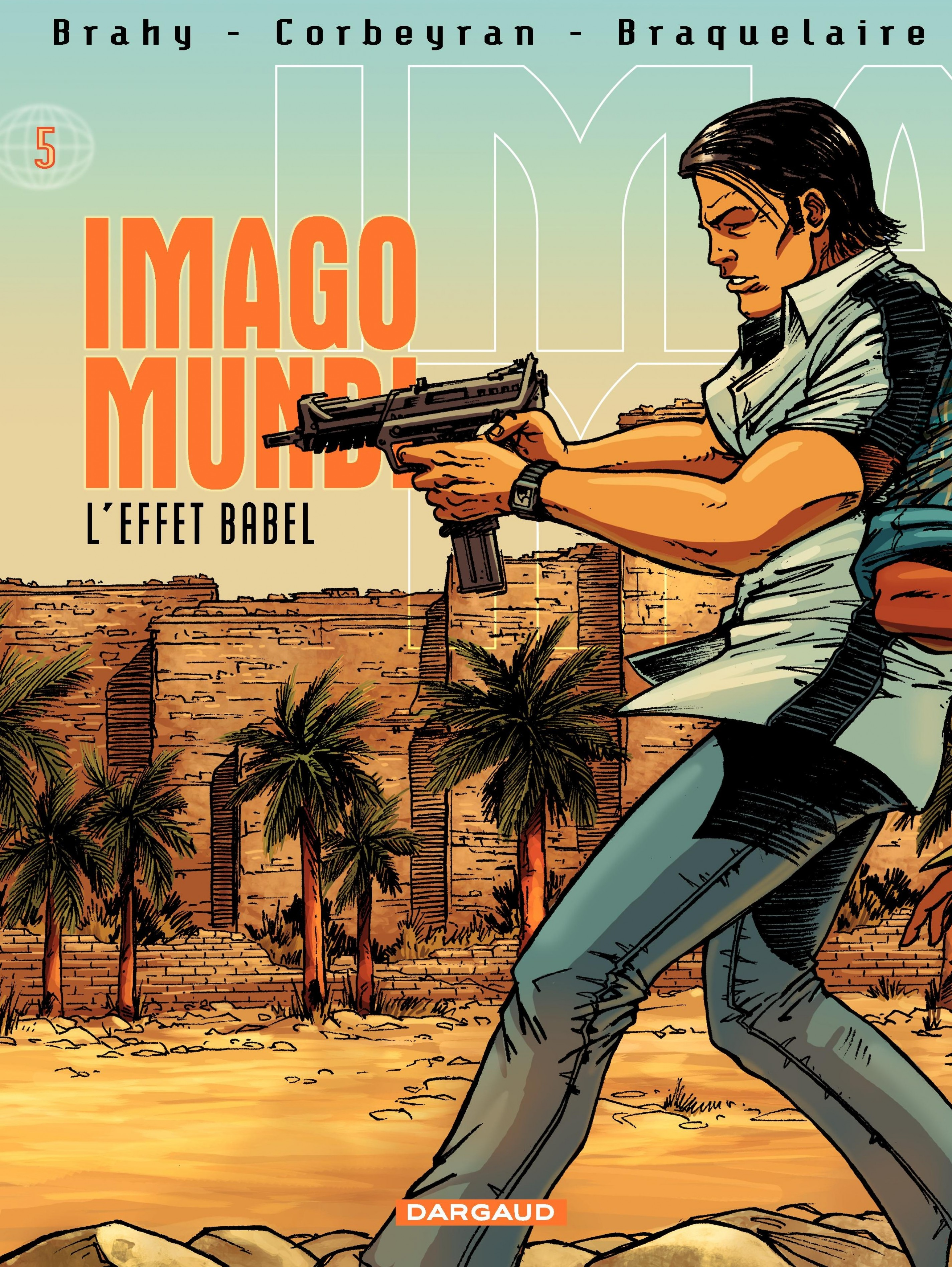 Imago Mundi - Tome 5 - L'Effet Babel