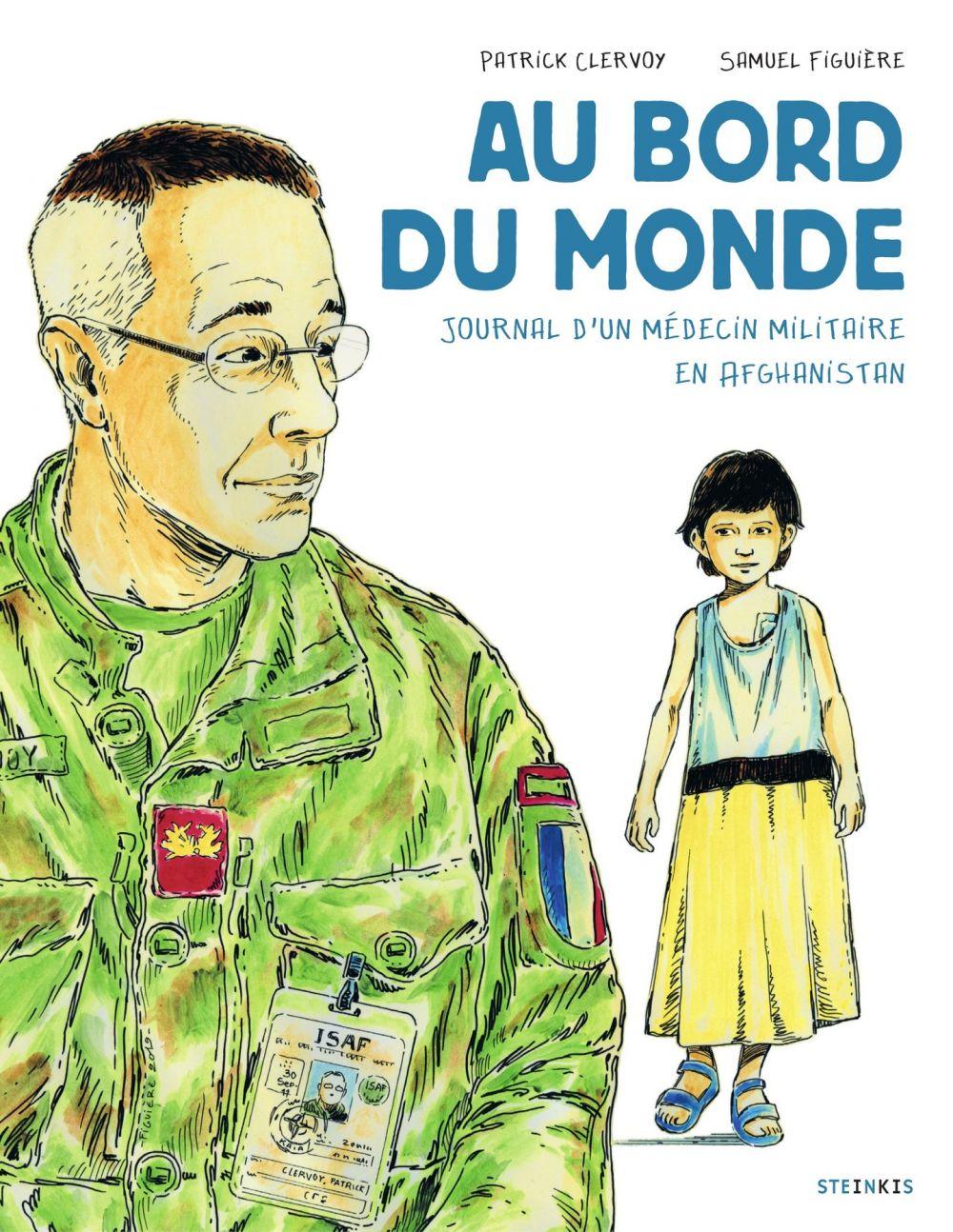 Au bord du monde | Figuière, Samuel (1979-....). Auteur