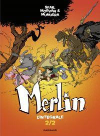 Merlin - Intégrale - tome 2