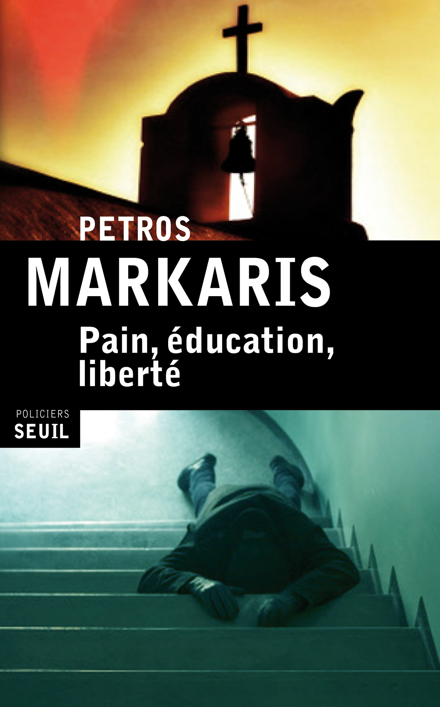 Pain, éducation, liberté | Markaris, Petros