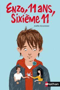 Enzo, 11 ans, sixième 11   Ecormier, Joëlle