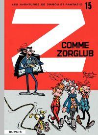 Spirou et Fantasio. Volume 15, Z comme Zorglub