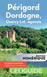 Image de couverture (GEOguide Périgord Dordogne, Quercy Lot, Agenais)
