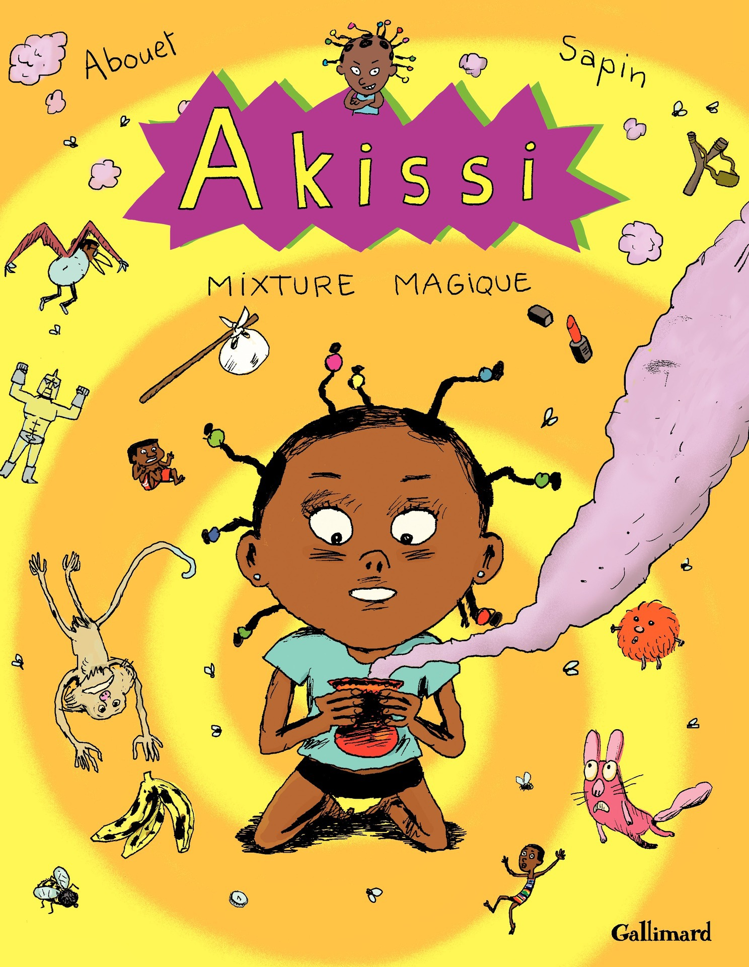 Akissi (Tome 5) - Mixture m...