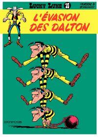 Lucky Luke. Volume 15, L'évasion des Dalton