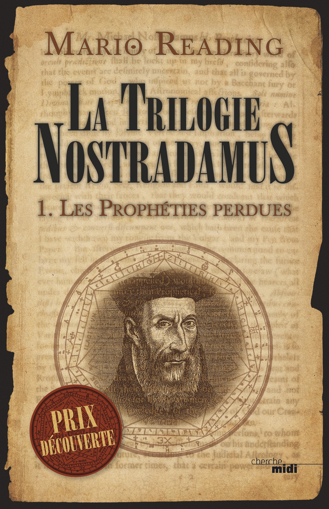 Les prophéties perdues | READING, Mario