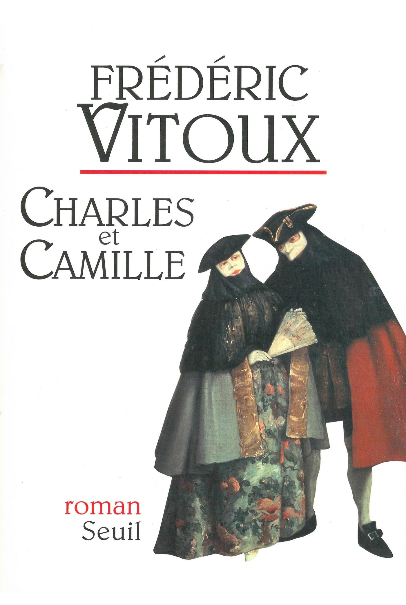 Charles et Camille | Vitoux, Frédéric
