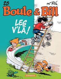Boule et Bill. Volume 25, Les v'là !