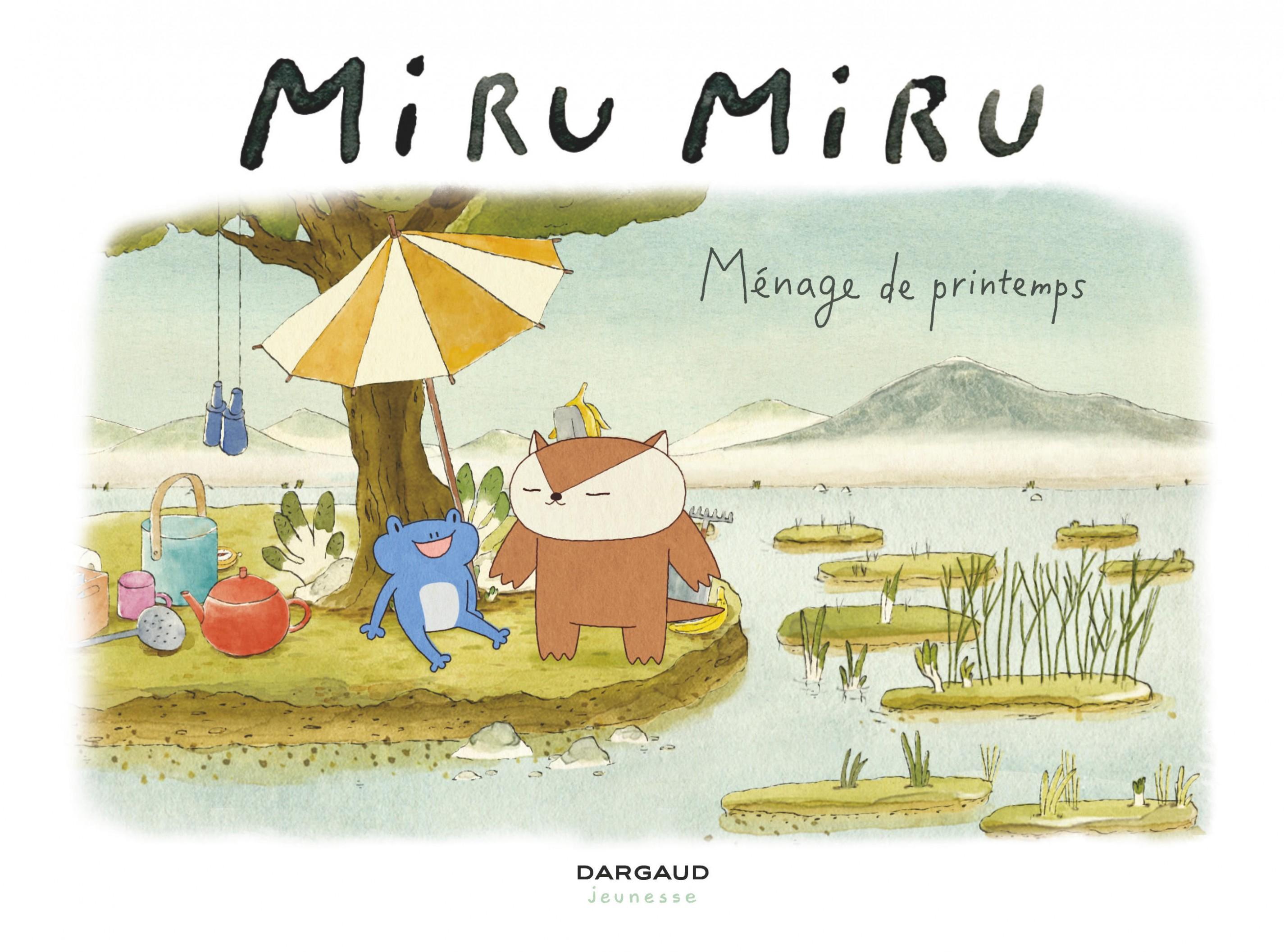 Miru Miru - Tome 5 - Ménage de printemps