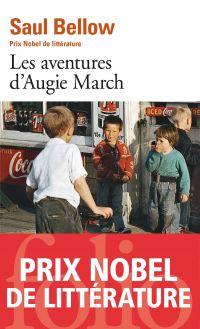 Les aventures d'Augie March | Bellow, Saul (1915-2005). Auteur