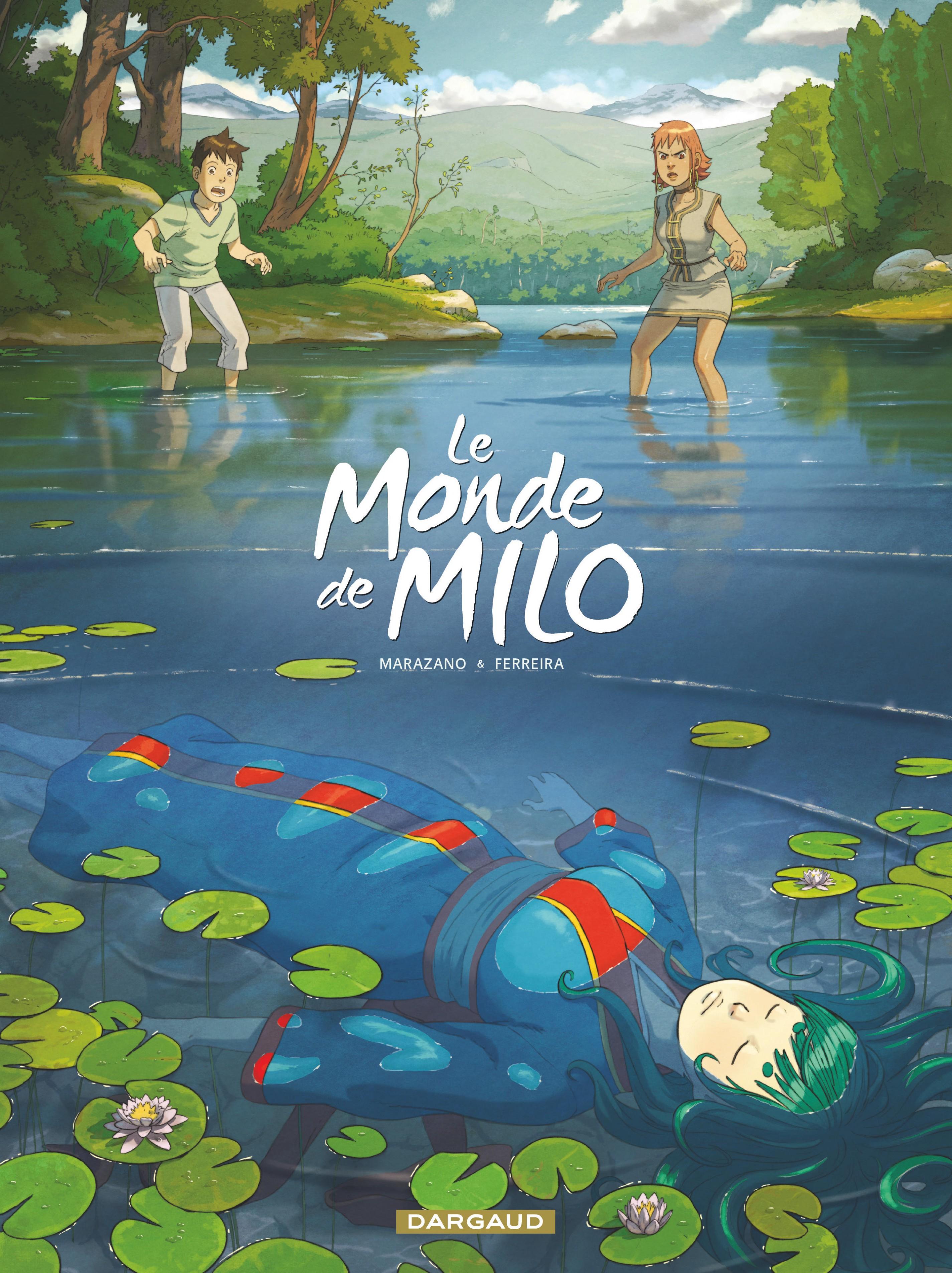 Le Monde de Milo - Tome 5