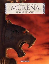 Murena - tome 6 - Le Sang des bêtes