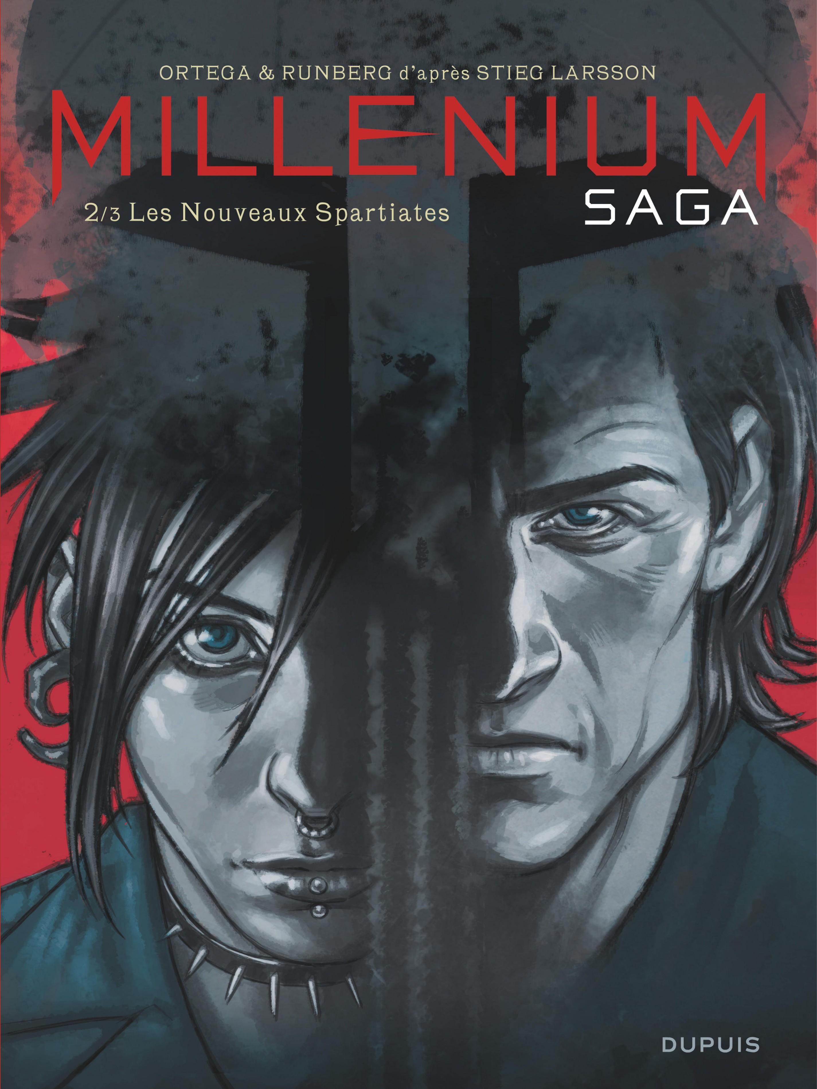 Millénium saga - Tome 2 - Les Nouveaux Spartiates | Runberg, Sylvain